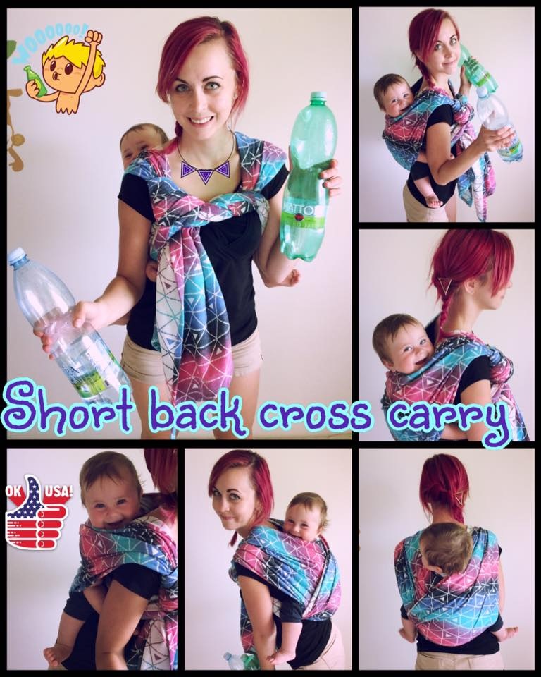 SHORT BACK CROSS CARRY